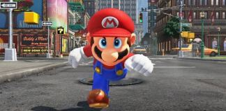 Super Mario Odyssey Early Access