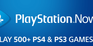 PS4 Games to PS Now