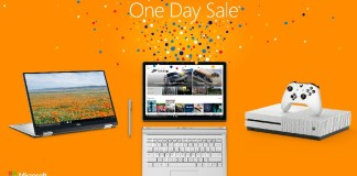 Microsoft Store One Day Sale