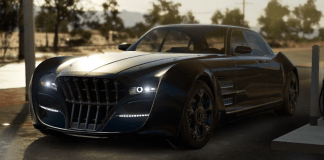 The Regalia is coming to Forza Horizon 3