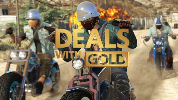 Deals with Gold takes GTA V