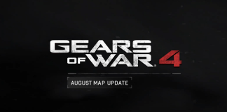 Gears of War 4 August Update