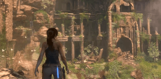 Rise of the Tomb Raider's Xbox One X enhancements