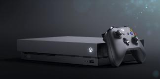 Xbox One X enhanced