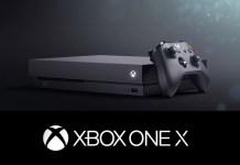 Xbox One X pre-orders