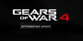 Gears of War 4 September Update