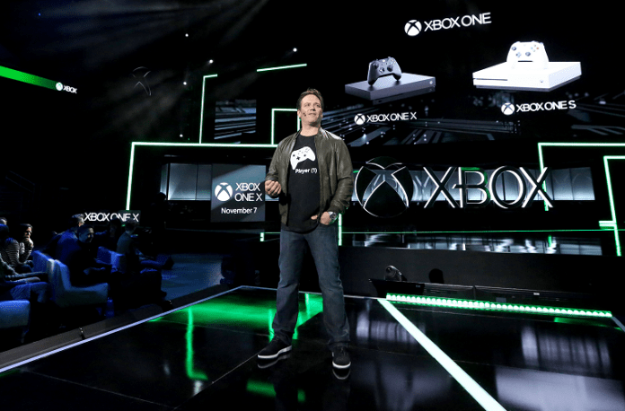 Phil Spencer has been promoted
