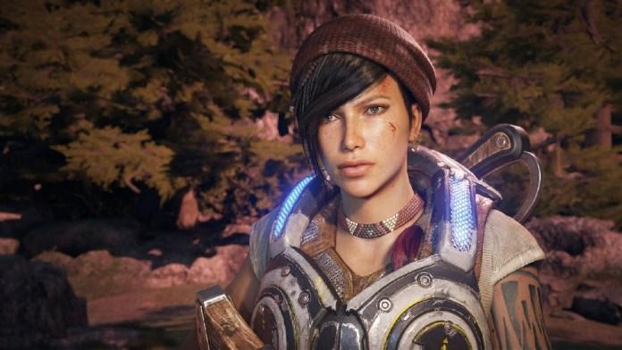 Gears of War 4's Xbox One X enhancements