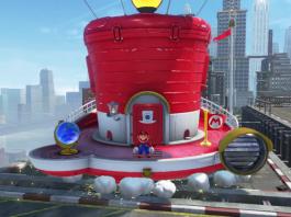 Super Mario Odyssey trailer