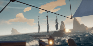 new trailer for Sea of Thieves