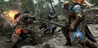For Honor's dedicated server