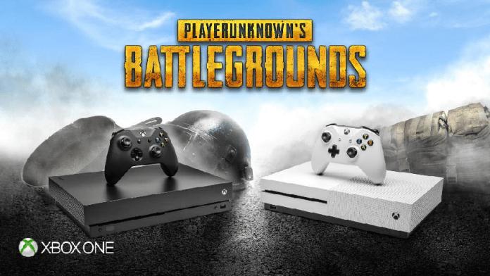 PLAYERUNKNOWN'S BATTLEGROUNDS Xbox One patch