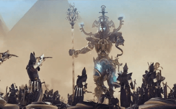 Tomb Kings are coming to Total War: Warhammer II