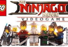 LEGO The Ninjago Movie Videogame