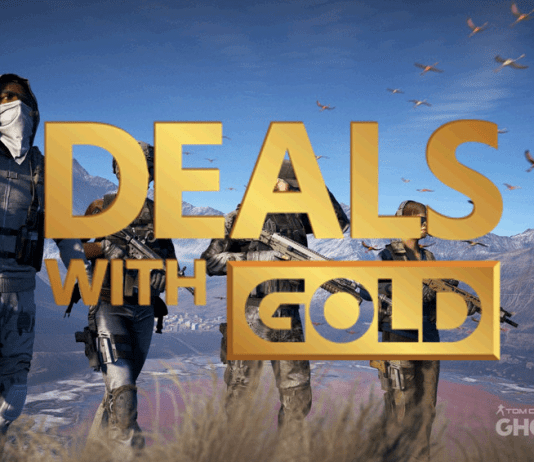 April Deals with Gold