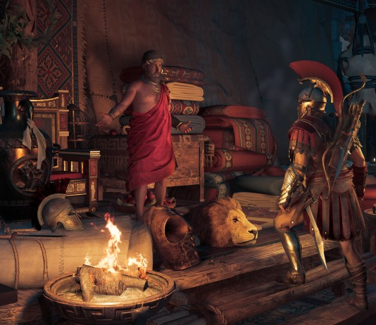 Assassin's Creed Odyssey's post-launch content