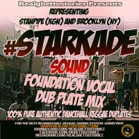 STARKADE SOUND FOUNDATION VOCAL DUBPLATE MIX
