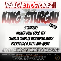 KING STURGAV IN COOPERWOOD DECEMBER 2015 PART2