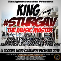 KING STURGAV IN COOPERS WOOD CLARENDON DEC 2015 PART3