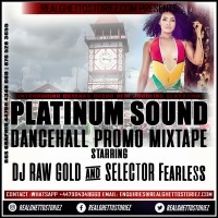 PLATINUM SOUND DANCEHALL PROMO MIX TAPE 2018