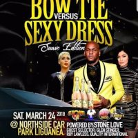 BOW TIE VS SEXY DRESS SUAVE EDITION 24TH MARCH 2018