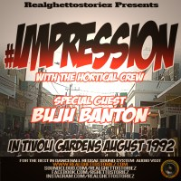 IMPRESSION IN TIVOLI WITH SPECIAL GUEST BUJU BANTON AUGUST 92