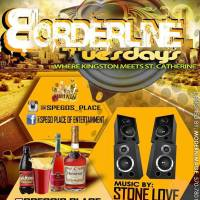 STONE LOVE AT BORDER LINE TUESDAYS INNA LOVERS ROCK STYLE JUNE 2016