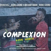 REBEL SOUND AT COMPLEXION JULY 2016