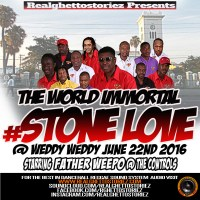 STONE LOVE AT WEDDY WEDDY JUNE 2016