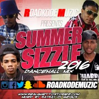 ROADKODE MUZIC SUMMER SIZZLE 2016 MIX