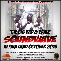 SOUNDWAVE IN PAIN LAND OCTOBER 2016