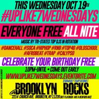 "STEADYROCK AT ""UP LIKE 7 WEDNSDAY'S"" @ BROOKLYN ROCKS 19TH OCTOBER 2016"