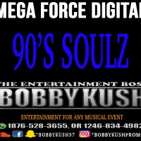 MEGA FORCE DIGITAL PRESENTS  90'S SOULS  MIXED BY BOBBY KUSH