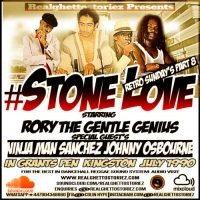 RETRO SUNDAY'S PART 8 – STONE LOVE IN GRANTS PEN JULY 1990