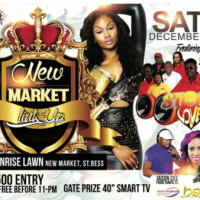 MEGGA WATT LS ZJ ELECTRA LS STONE LOVE AT NEW MARKET LINK UP 17TH DECEMBER 2016