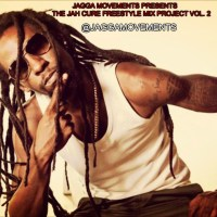 JAGGA MOVEMENTS PRESENTS JAH CURE FREESTYLE MIX PROJECT VOL. 2