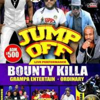 STONE LOVE AND BOUNTY KILLA @JUMP OFF IN SILENT HILL 10TH DEC 2016