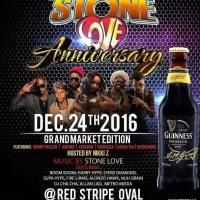 STONE LOVE 44TH ANNIVERSARY 24TH DEC 2016 GRAND MARKET EDITION