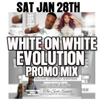 GOLDSTAR SOUND PRESENTS WHITE ON WHITE EVOLUTION PROMO MIX JAN 28TH