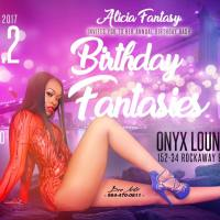 LOVELINE MUZIK LIVE AT ALICIA FANTASY'S BIRTHDAY FANTASIES FEB 2ND 2017