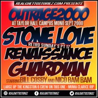 RETRO SUNDAY'S PART 17 – STONE LOVE AT OUTRAGE 2000