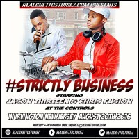 STRICTLY BUSINESS IN IRVINGTON NJ 20TH AUG 2016