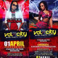 VELOCITY PROMO MIXTAPE BY REBEL SOUND MIXED BY DJ ANTSMAN