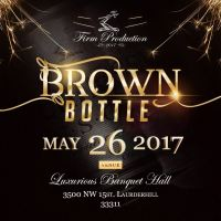 THE MIGHTY JAMROCK –  BROWN BOTTLE PROMO MIX MAY 26TH 2017