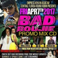 GOLD STAR SOUND PRESENTS BAD AND BOUJIE  7TH APRIL 2017 PROMO MIX