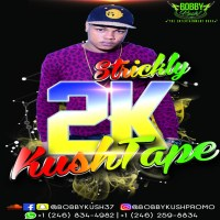 BOBBY KUSH THE ENTERTAINMENT BOSS PRESENTS STRICTLY 2K KUSHTAPE