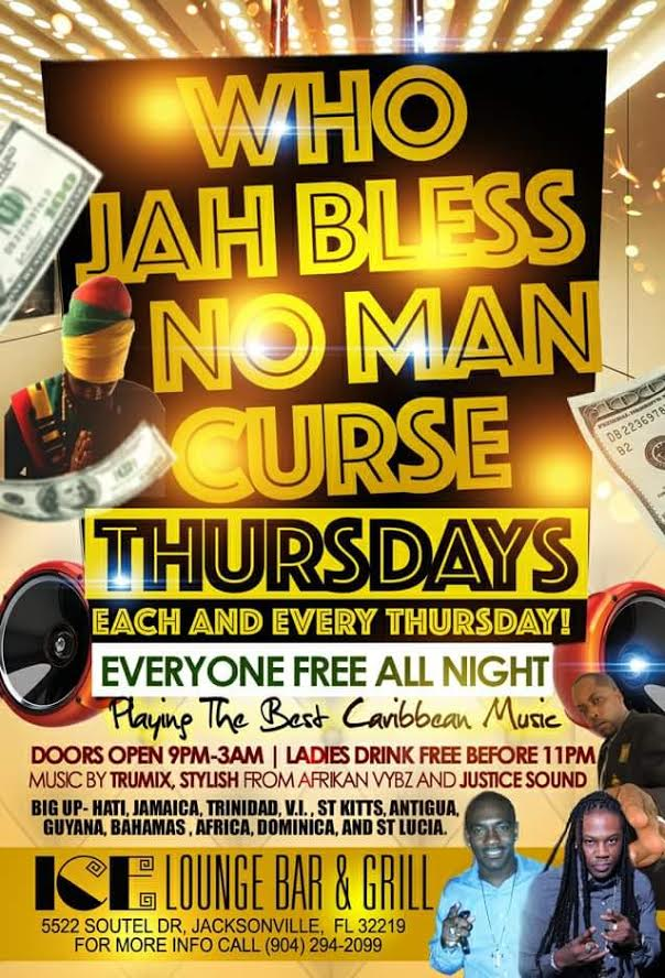 JUSTICE SOUND AND AFRIKAN VYBZ SOUND  AT WHO JAH BLESS NO MON CURSE THURSDAYS 18TH MAY 2017