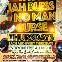 JUSTICE SOUND AND AFRIKAN VYBZ SOUND  AT WHO JAH BLESS NO MON CURSE THURSDAYS 11TH MAY 2017