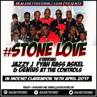 STONE LOVE IN MOCHO CLARENDON 16TH APRIL 2017