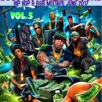 BUSY MOVEMENTS SOUND – HIP HOP & R&B MIXTAPE JUNE 2017